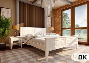 product Глорія низьке узніжжя ліжко дерев'яне купити під замовлення Червоноград Острів